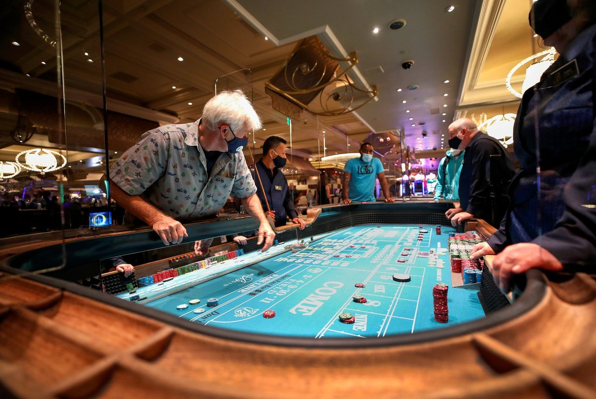 A Gambling Game That Is Suitable For A Beginner To Play
