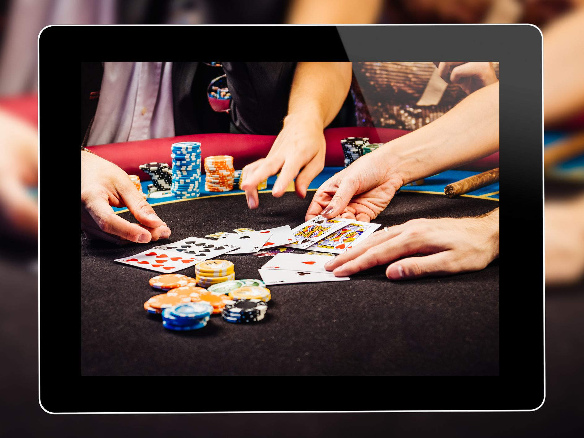 Interesting Facts About The Rapid Growth Of The Gambling Game