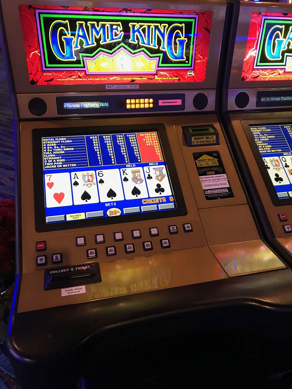 Learn to choose an online slot agent