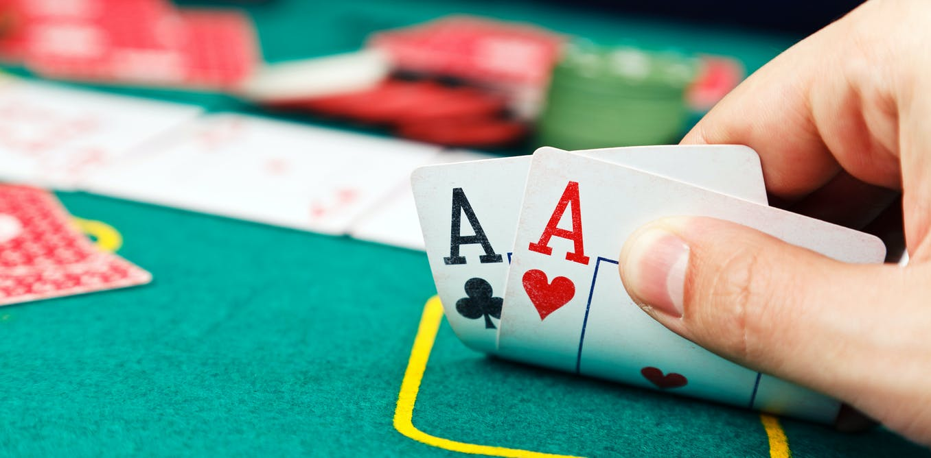 Understand the IDN Poker Gambling Card Value Count